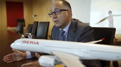 Iberia comença a negociar el nou ERO voluntari per a 1.000 treballadors