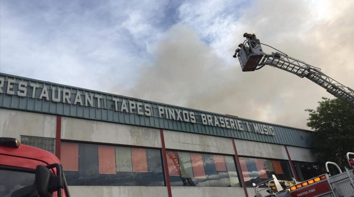 incendio en un restaurante 39 wok 39 en cornell
