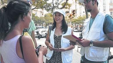 INFORMACI�N Se recogen pistas a trav�s de entrevistas a turistas y vecinos.