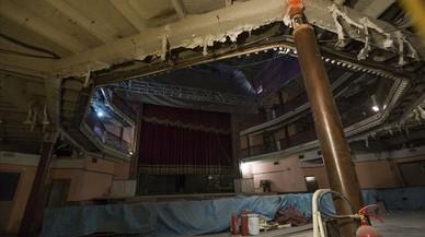 Salvem el Teatre Arnau es dissol després de saber que l'edifici ha de ser demolit