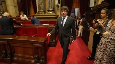 Puigdemont usa el CIS per carregar contra Rivera