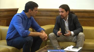 Pedro i Pablo, el 'déjà vu' de trobades i desacords