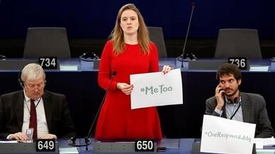 L'Eurocambra exigeix tolerància zero contra l'assetjament sexual