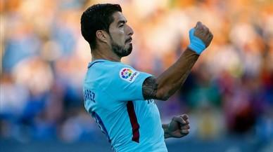 Ter Stegen y Suárez doblegan al Leganés (0-3)