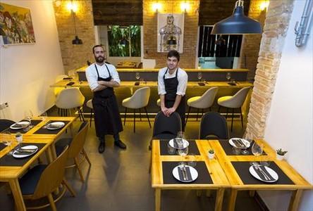 Mano Rota, restaurante del 2015