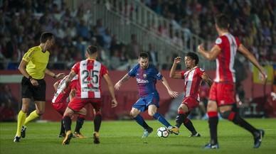"""Quan Maffeo escoltava l'""""amable"""" Messi a Montilivi"""