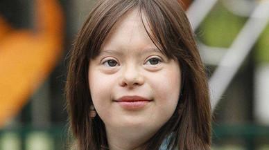 Una noia francesa amb síndrome de Down presentarà el temps a França