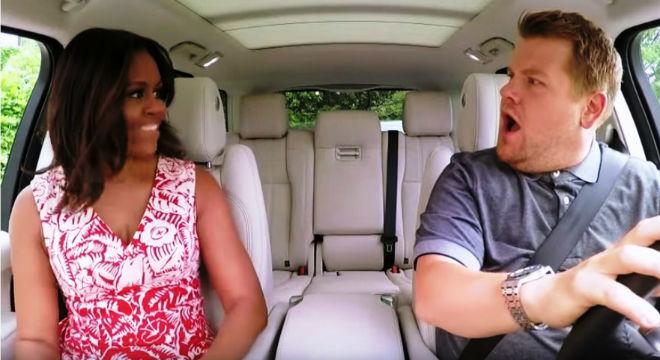 Michelle Obama canta i balla un tema de Beyoncé a la televisió