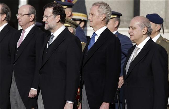 """Morenés afirma que solo defendió la """"sensatez"""" de los militares ante un trato """"injusto"""""""
