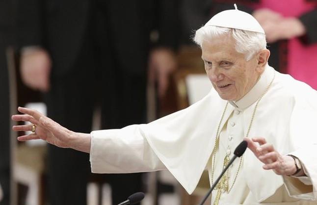 """El Papa: """"La Iglesia somos nosotros, todos juntos, no una estructura"""""""