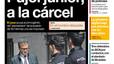 La portada de EL PERIÓDICO del 26 de abril del 2017