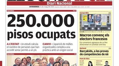 L'aval a Sánchez davant Díaz sorprèn el quiosc, que consigna la divisió del PSOE