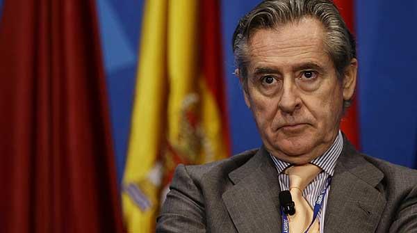 Miguel Blesa va cobrar mig milió d'euros del PP mentre presidia Caja Madrid