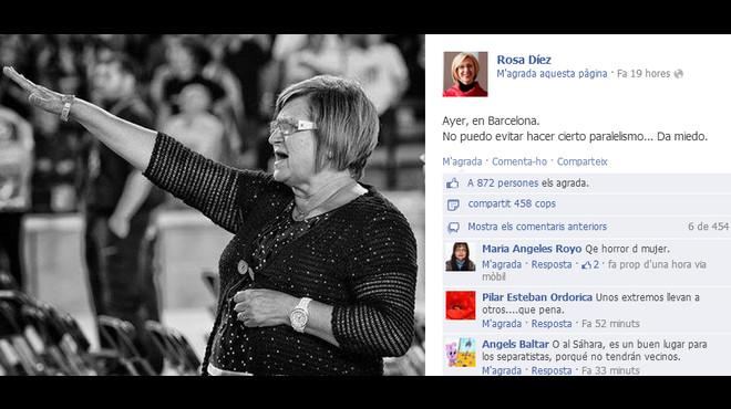 Tots els polítics que (fins ara) han comparat Catalunya amb l'Alemanya nazi