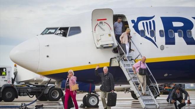 Ryanair refuerza su apuesta por Barcelona