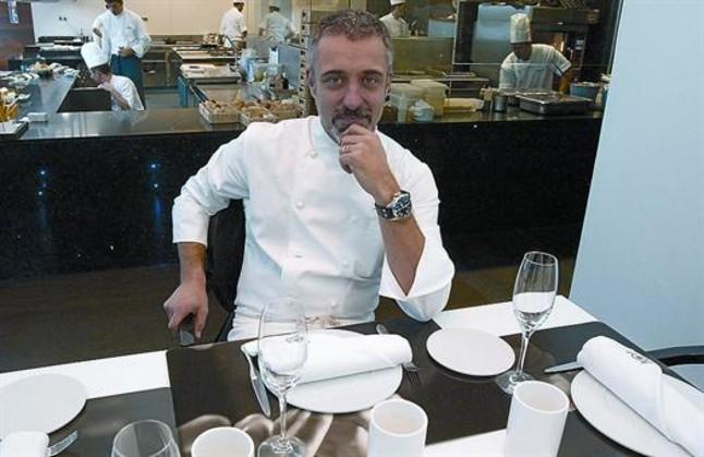 """Arola cierra de forma provisional uno de sus restaurantes en Madrid por la """"inexplicable acción"""" de Hacienda"""