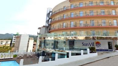 Cerrado un hotel de cuatro estrellas de Lloret por tener pinchada la luz