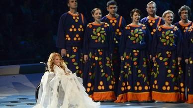 El Kremlin descarta sustituir a la representante rusa en Eurovisión