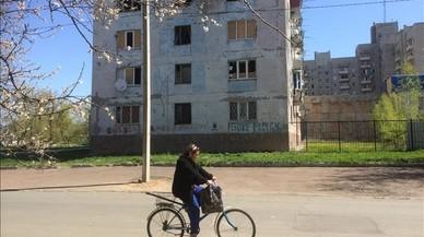 La brecha generacional de los rusohablantes en Ucrania