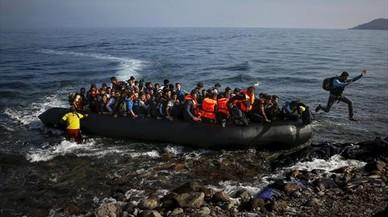 Lesbos: trágica puerta de Europa