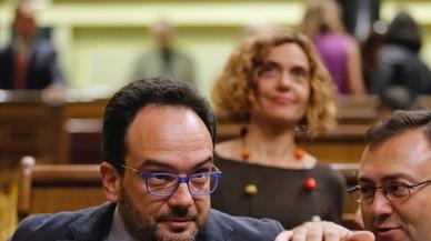"""El PSOE negociarà esmenes als pressupostos encara que """"gairebé segur"""" que els rebutjarà"""
