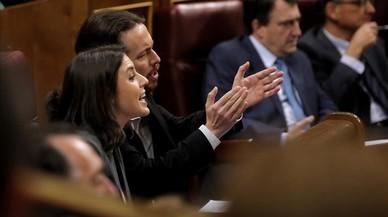 Santamaría retreu a Podem les seves formes al Congrés