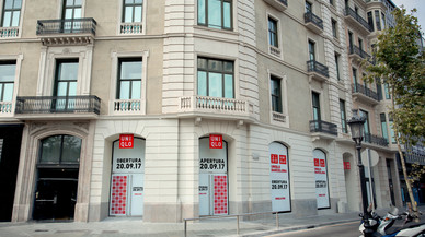 Així serà la botiga Uniqlo de Barcelona
