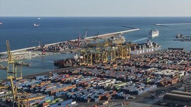 El Puerto de Barcelona registra el mejor trimestre de su historia