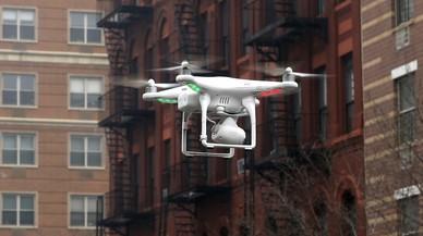 Tres años esperando la nueva regulación de los drones