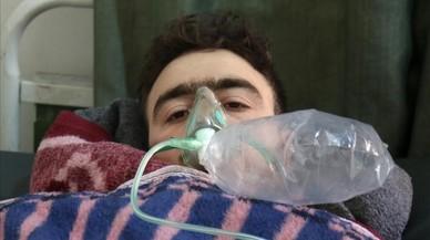 Rússia diu que el gas verinós procedia d'un dipòsit rebel danyat en el bombardeig