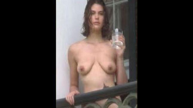 Teri hatcher atrapado desnudo en