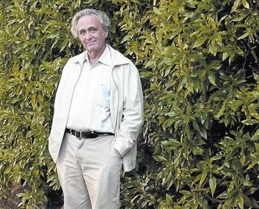 El director norteamericano Joe Dante, fotografiado ayer en Sitges.
