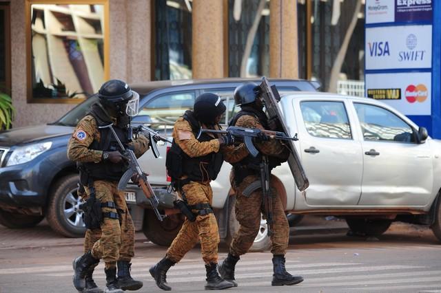 asalta Uagadugú