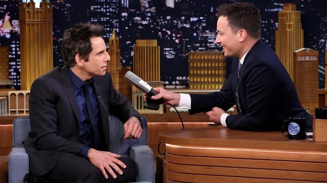 """Ben Stiller: """"El hormiguero' és un programa molt boig"""""""