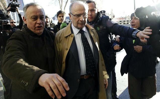 En el apartado de corrupción, el informe de EEUU menciona de manera especial el caso Rodrigo Rato.