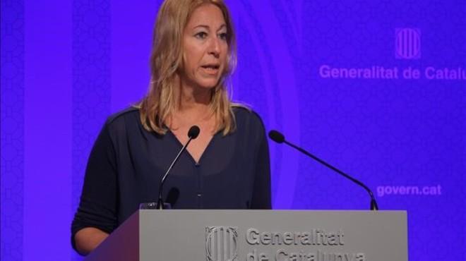 La Generalitat denuncia que l'apel·lació al diàleg del PP es contradiu amb els fets