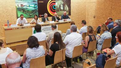 La Xarxa d'Alcaldes per la Pau constitueix la seva comissió executiva a Gavà