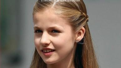La revista 'Tiempo' sorprèn amb els gustos de la princesa Elionor
