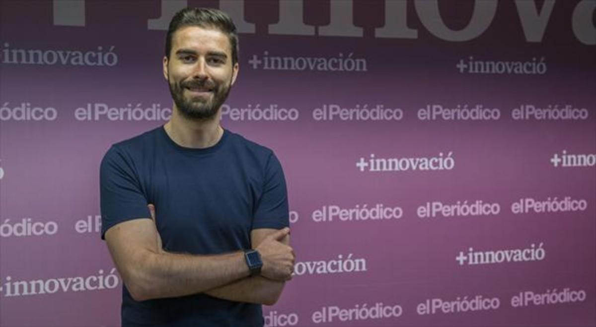 <b>BAJO PRESIÓN.</b> <br/>Carles Lloret, director general de Uber en España, está en el ojo del huracán del cambio en la movilidad.