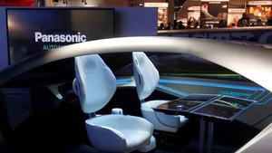 Panasonic autónomo