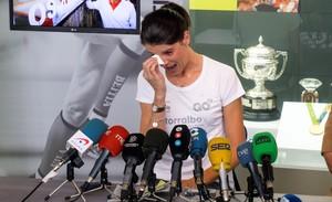 La campeona olímpica Ruth Beitia anuncia su retirada