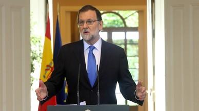 La roda de premsa de Rajoy després del Consell de Ministres, en directe