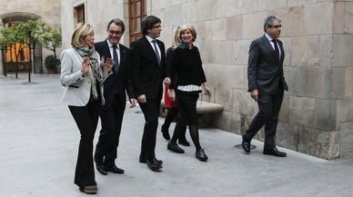 Artur Mas iniciarà a Brussel·les la seva gira europea per explicar el procés sobiranista