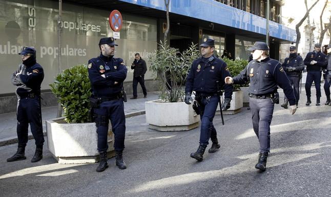 PP, la sede de las sospechas
