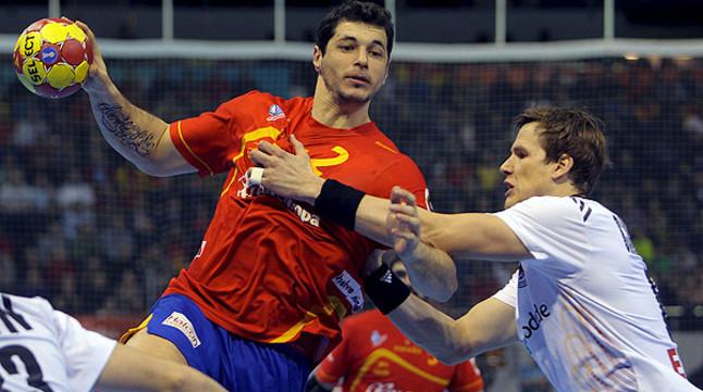 Espa�a se jugar� con Eslovenia un puesto en la final