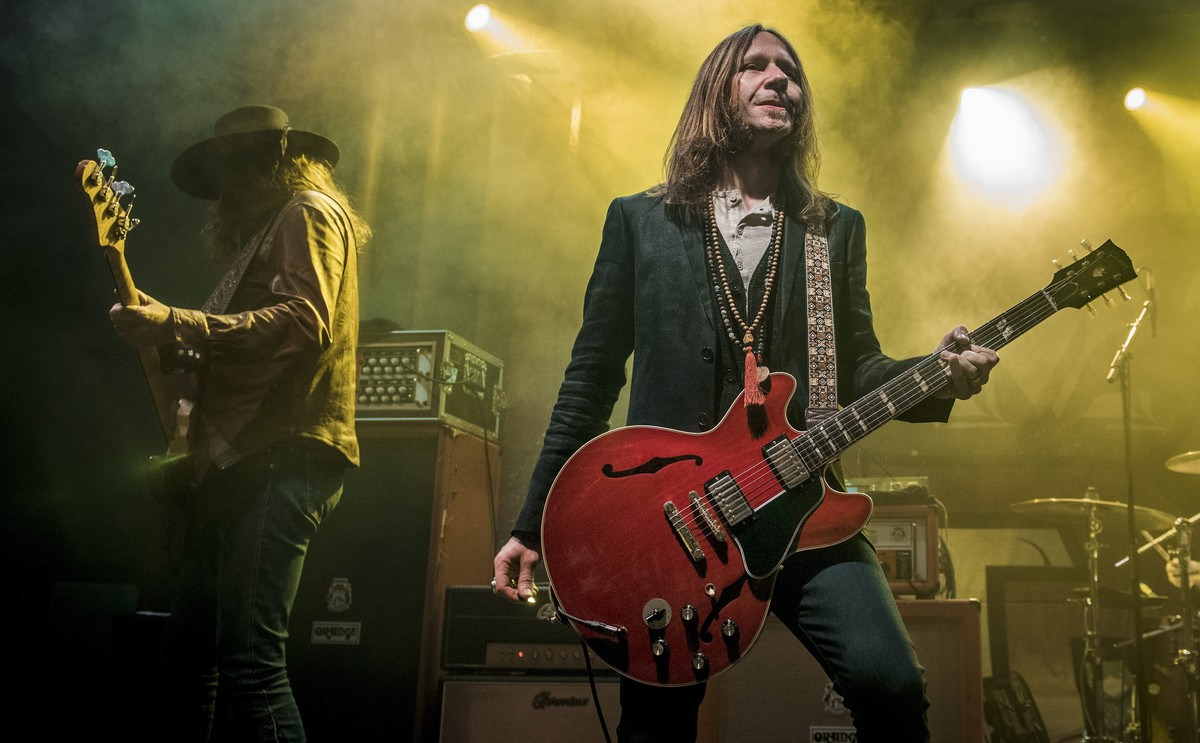 Blackberry Smoke, a l'Apolo.