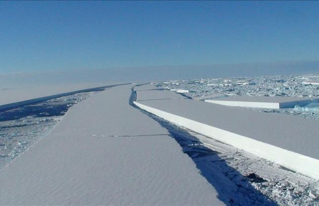 El agujero en la capa de ozono en la Ant�rtida llega a niveles r�cord en diciembre