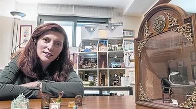 """Montse Vives: """"En la casa de muñecas proyectas lo que no tienes'"""