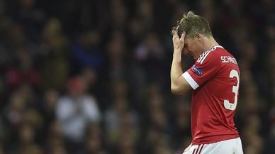 Mourinho envia Schweinsteiger a entrenar-se amb el filial