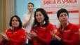 Muguruza y Su�rez dan ilusi�n a Espa�a en la Copa Federaci�n